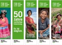 Welthungerhilfe Beflaggung der Stadt Bonn